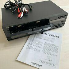 Belts Riemen Set für Pioneer CT-W 706 DR Tape Deck Cassette Deck