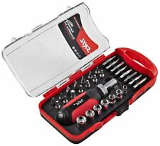 Skil 30 piece Ratcheting Screw Driver Set (Red and Black)