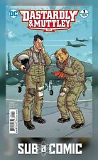 DASTARDLY AND MUTTLEY #1 (DC 2017 1st Print) COMIC