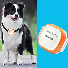 Pet Tracker Dog GPS Tracker for Dogs Bigger Cats Hounds Device with Collar Light