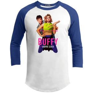 Buffy the Vampire Slayer, Luke Perry, Kristy Swanson, Retro 1990's, T-Shirt