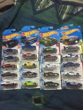 Lots Of 20 Hot Wheels Cars