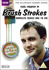 BRUSH STROKES SERIES 1 TO 6 COMPLETE COLLECTION DVD [UK] NEW DVD