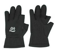 Dennett Neoprene Extra Insulated Gloves Exposed Index & Thumb Fishing Gloves