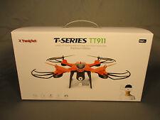 TrendyTech T-Series TT911 2.4GHz Quadcopter, FPV Real-Time Video & VR 3D Glasses