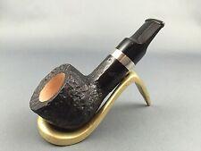 Chris Morgen Pfeife Black Jack 17 sandgestrahlt Lovat pipe pipa - 9mm Filter