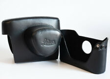 Leica MP Ever Ready Case –black leather