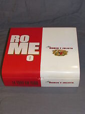 Romeo Y Julieta Romeo Toro en Tubo Empty Wooden Cigar Box