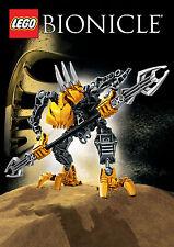 Lego Bionicle 7138 Rahkshi Stars