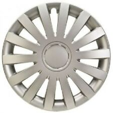 Radzierblende Radkappe WIND 14 Zoll 1 Stück Silber Matt