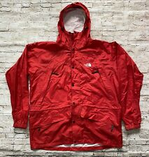Vintage The North Face Stow Way Pocket Pullover Rain Jacket Size XL