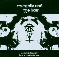 MENTALLO & THE FIXER Commandments for the Molecular Age CD 2006