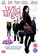 Wild Target DVD NEW dvd (EDV9678)