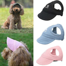 Pet Dog Cat Summer Outdoor Travel Baseball Sun Protection Hat Cap Pet Supplies