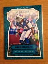 2016 Panini Mario Williams NC State Bills Dolphins 49/99