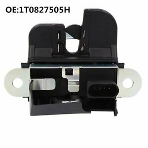 1T0827505H Rear Trunk Lid Lock Latch For VW GOLF VI Volkswagen TOURAN PASSAT B6