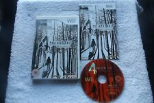 RESIDENT EVIL 4 Wii EDITION ( action/adventure, survival horror & shooter game )