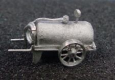 S SCALE Sn3 1/64 WISEMAN MODEL SERVICES DETAIL PARTS: S422 PORTABLE AIR TANK KIT
