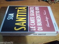 GIANLUIGI NUZZI-SUA SANTITA'-LE CARTE SEGRETE DI BENEDETTO XVI-CHIARELETTERE-SZ2
