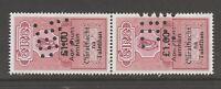 Ireland UK revenue Fiscal stamp 11-12-20-3 Pair