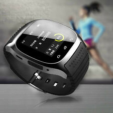 Waterproof Bluetooth Smart Watch Phone Mate For Android Samsung iPhone iOS