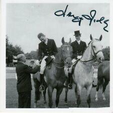 Harry Boldt (GER) 2.OS Tokyo 1964 Dressurreiten original signiert/signed !!!