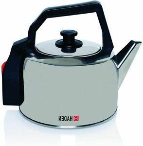 Catering Kettle Large Stainless Steel 2.5l 2.5 Litre by Haden