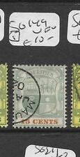 MAURITIUS  (P2108B) 15C  SG 149  VFU