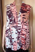 SIZE 12 PRINTED TUNIC STYLE TOP NEXT