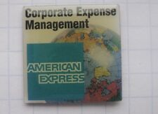 AMERICAN EXPRESS / CORPORATE MANAGEMENT  ..... Sparkasse / Bank  Pin (168d)