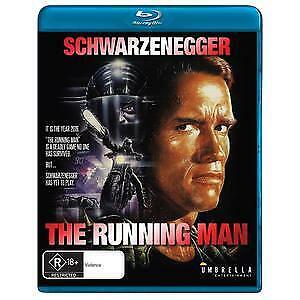 The Running Man.  (Blu-Ray,2020)