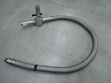 Nexans Hochflexleitung Flüssigstickstoff Typ25/65 3m Kryo-Technik Vacuumschlauch