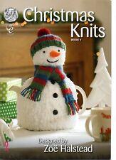 Navidad kingcole libro de patrones 1 - 10 Diseños De Navidad-no de los artículos terminados