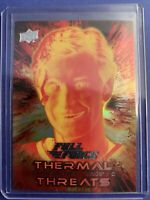 2015-16 Upper Deck Full Force Thermal Threats #TT-WG Wayne Gretzky LA Kings