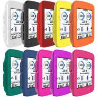 GI- Bicycle Cycling Computer Silicone Protective Case Cover for Garmin Edge 520
