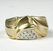Sehr gute Ringe aus Gelbgold mit 54 (17,2 mm Ø)