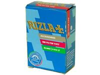 Rizla Slim Filter Tips 6.0mm 150 cotton FILTER per Pack (sample/1/2/5/10/20)pcs