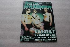 Metal Hammer 5/1997 Tiamat, Sirrah, Bruce Dickinson,Die Krupps, Ozzy Osbourne