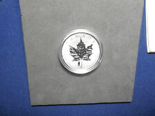 2004 Canada $5 Maple Leaf Day Silver Coin with box and cert  (cn12)