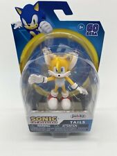 Sonic The Hedgehog Tails Articulated Mini Figure Jakks New