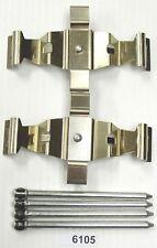 Disc Brake Hardware Kit-SRT8 Front Better Brake 6105