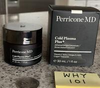 Perricone MD Cold Plasma Plus+ Advanced Serum Concentrate 1oz /30mL Full Sz NIB