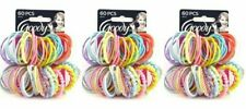 Goody Hair Ties Bands Elastics Girl Assorted Ouchless - 180 Count 09425