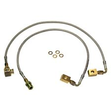 For Ford F-250 Super Duty 1999 Skyjacker FBL99 Stainless Steel Front Brake Lines