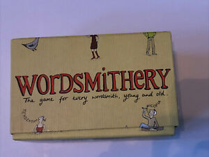 Wordsmithery Game - Party Quiz Word Definition Game - 2 Players