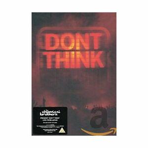 DVD Don't Think - Edition Limitée (livre-disque format DVD) - Virgin