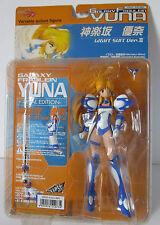"""figurine  manga YUNA"""" galaxy fraulein """" XEBEC TOYS"""