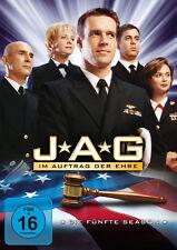 6 DVDs * JAG - IM AUFTRAG DER EHRE ~ STAFFEL / SEASON 5 # NEU OVP +