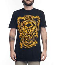 Secret Artist Secret Wolf T-Shirt - Small - Black