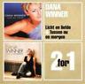 Dana Winner-Licht En Liefde/Tussen Nu En.. (UK IMPORT) CD NEW